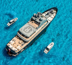 Forget 'Plan A': Charter superyacht 'Plan B' in French Polynesia and the South Pacific