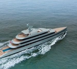 Feadship Released New Video of Superyacht Savannah