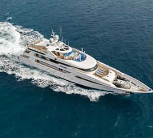 Be the centre of attention this Mediterranean season and charter superyacht Trending