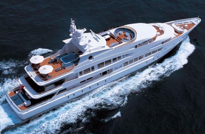Motor Yacht Lucky Lady