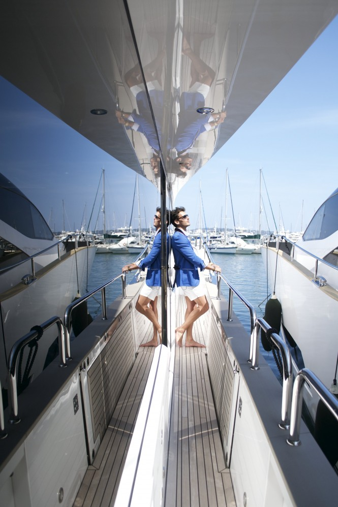 209 Mare blazer to take on your next charter