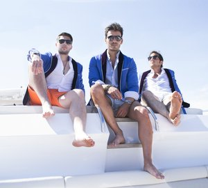 Superyacht Fashion: 209 Mare Beach Blazer you just have to add to your holiday wardrobe