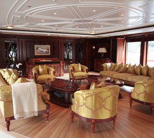 Superyacht In Focus: The Elegant 67m Charter Yacht Anna