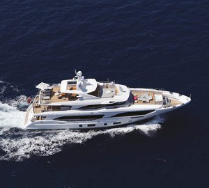 Meeting Owner's Expectations: Benetti's 33m Superyacht Oli