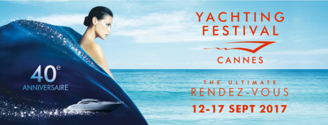 Cannes Yachting Festival Banner
