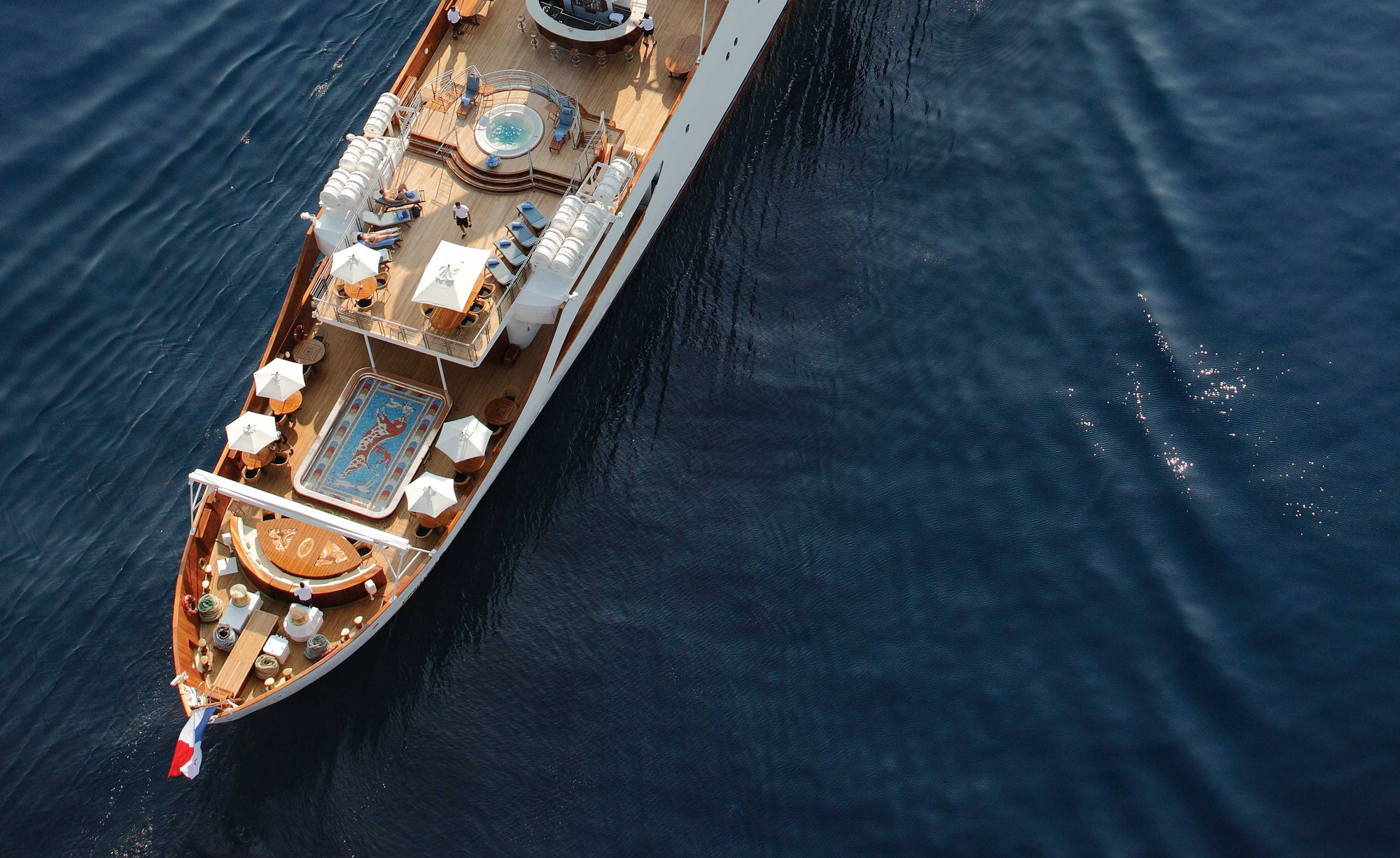 Historic superyacht and a classic beauty - Christina O for charter in Greece