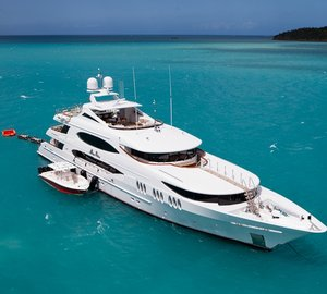 Superyacht Impromptu (ex.Mia Elise) available for Mediterranean charters