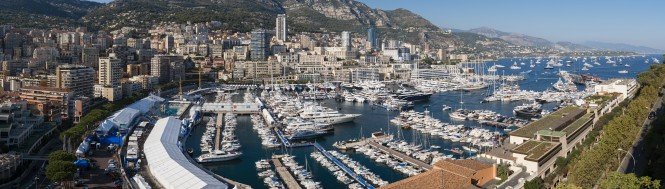 MYS 2016 - Photo credit to © Monaco Yacht Show