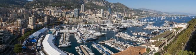 MYS 2016 - Photo credit to © Monaco Yacht Show