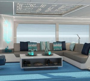 Project Serenitas II: the new 31.70m motor yacht by Mengi-Yay