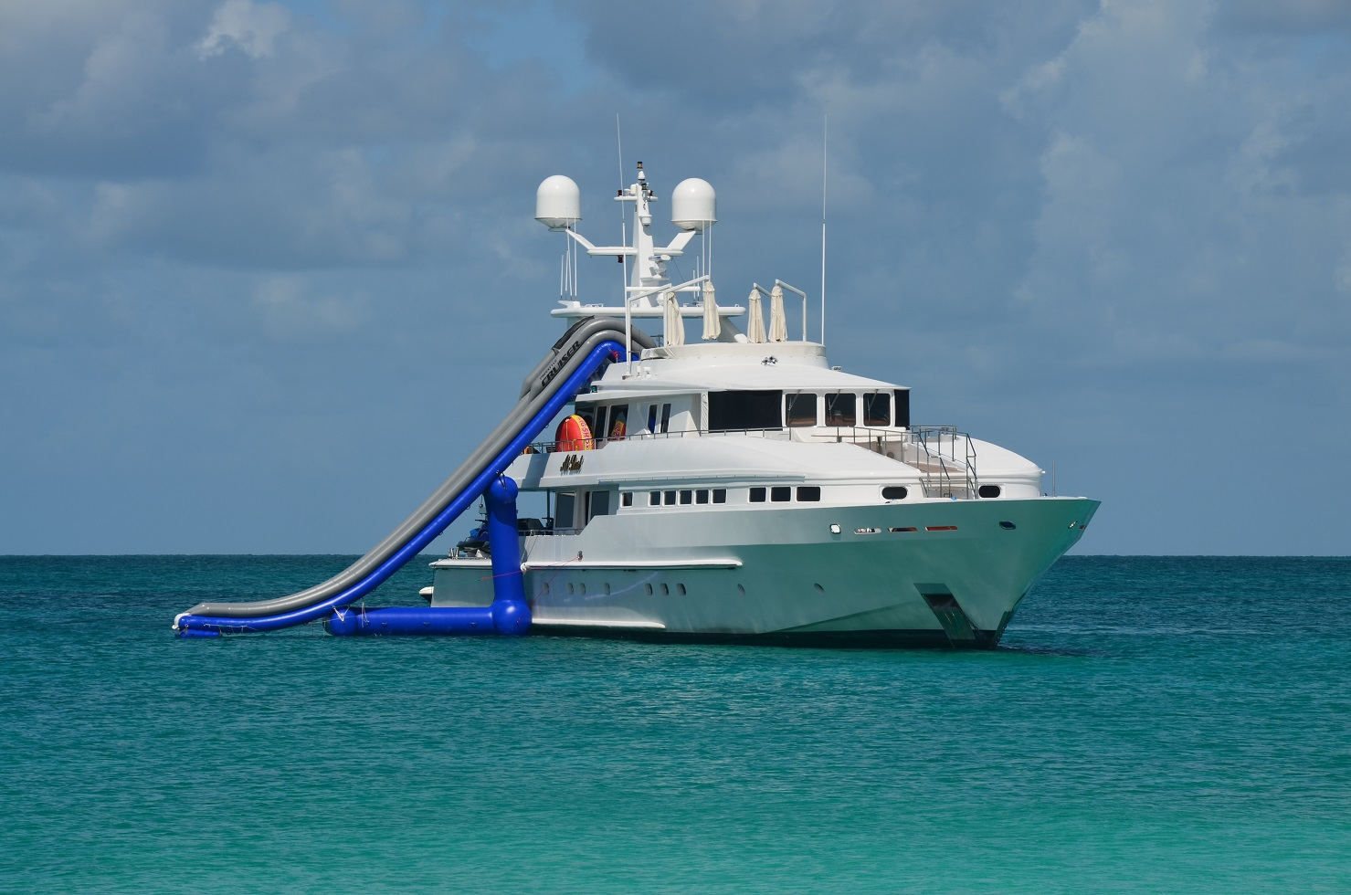Motor yacht AT LAST - Built by Heesen