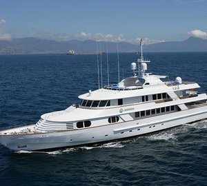 Special offer: 10% June discount on M/Y Kanaloa charters in the Eastern and Western Mediterranean