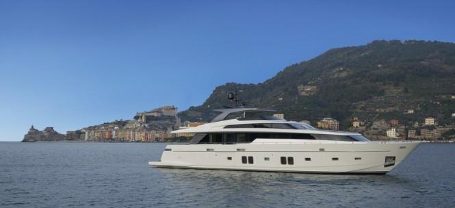 SL 106 Yacht by Sanlorenzo
