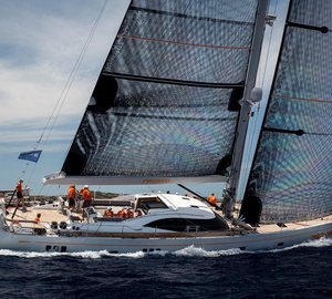 10 lavish luxury yachts under 35m for the perfect holiday charter