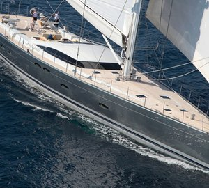 Sail in style in the Mediterranean aboard charter yacht Heureka