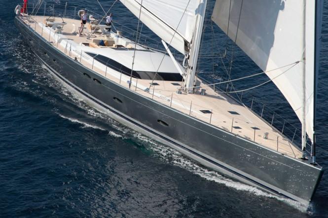 Sailing yacht HEUREKA - Built by Holland Jachtbouw