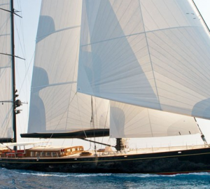 Special offer: Charter S/Y Marie in Bermuda at reduced June prices for the America's Cup