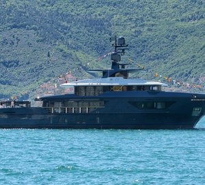 "Sanlorenzo Launches The Third 460EXP Motor Yacht ""Ocean's Four"""