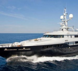 Special offer: 20% off superyacht Mariu rates on Eastern Mediterranean charters