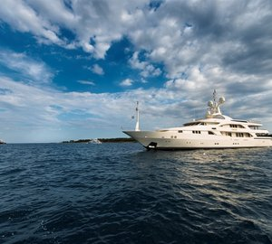 Charter beautiful Benetti motor yacht Tommy in the Mediterranean