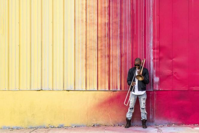 Trombone Shorty & Orleans Avenue - Nice Jazz Festival