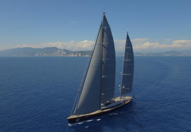 Sailing Yacht Sybaris