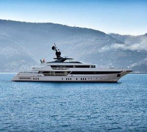Sanlorenzo's Largest Superyacht 'Seven Sins' Delivered in Monaco