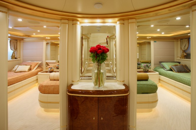 Benetti FB238 Platinum Lower Deck