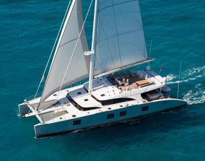 Luxury yacht IPHARRA - Built by Sunreef
