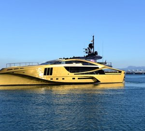 Dazzle and delight with M/Y Khalilah on a Mediterranean charter