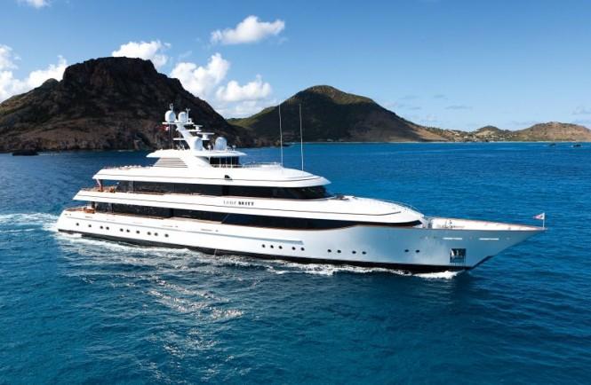 Luxury yacht LADY BRITT - Built by Feadship