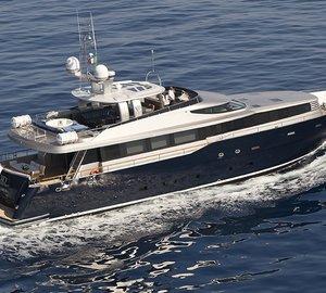 Charter M/Y Xo of the Seas in the Western Mediterranean