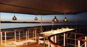 MENORCA - Al fresco dining at sunset - Photo credit Mare e Terra
