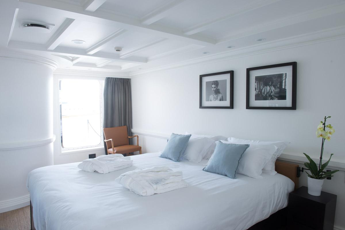 MENORCA interior of a luxury cabin - Photo credit Mare e Terra