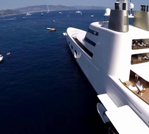 Top 10 Superyacht Drone Videos