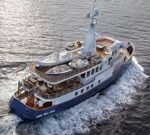 Special offer: Charter M/Y Alter Ego in the Western Mediterranean at a discounted rate for June
