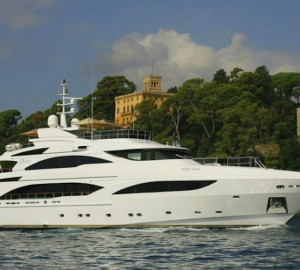 Special offer: Charter M/Y Diane in Palma at 10% off her usual rate