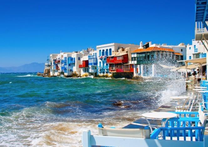 Mykonos - Image credit to VisitGreece.gr