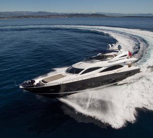 Make your dream Western Mediterranean charter reality with M/Y Biancino
