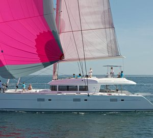 Top 12 luxury catamarans for charter