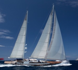 Charter sailing yacht Infatuation in the Balearic Islands