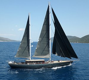 Explore the Mediterranean charter grounds aboard S/Y Rox Star