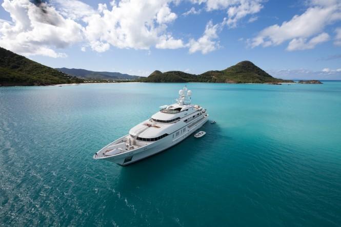 Viareggio motor yacht RoMa