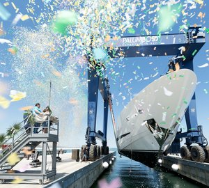 ISA announces launch of Sport 120 motor yacht Clorinda in Ancona