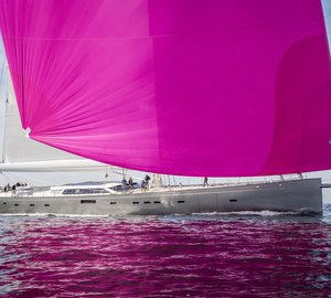 Baltic Yachts successfully delivers Pink Gin VI