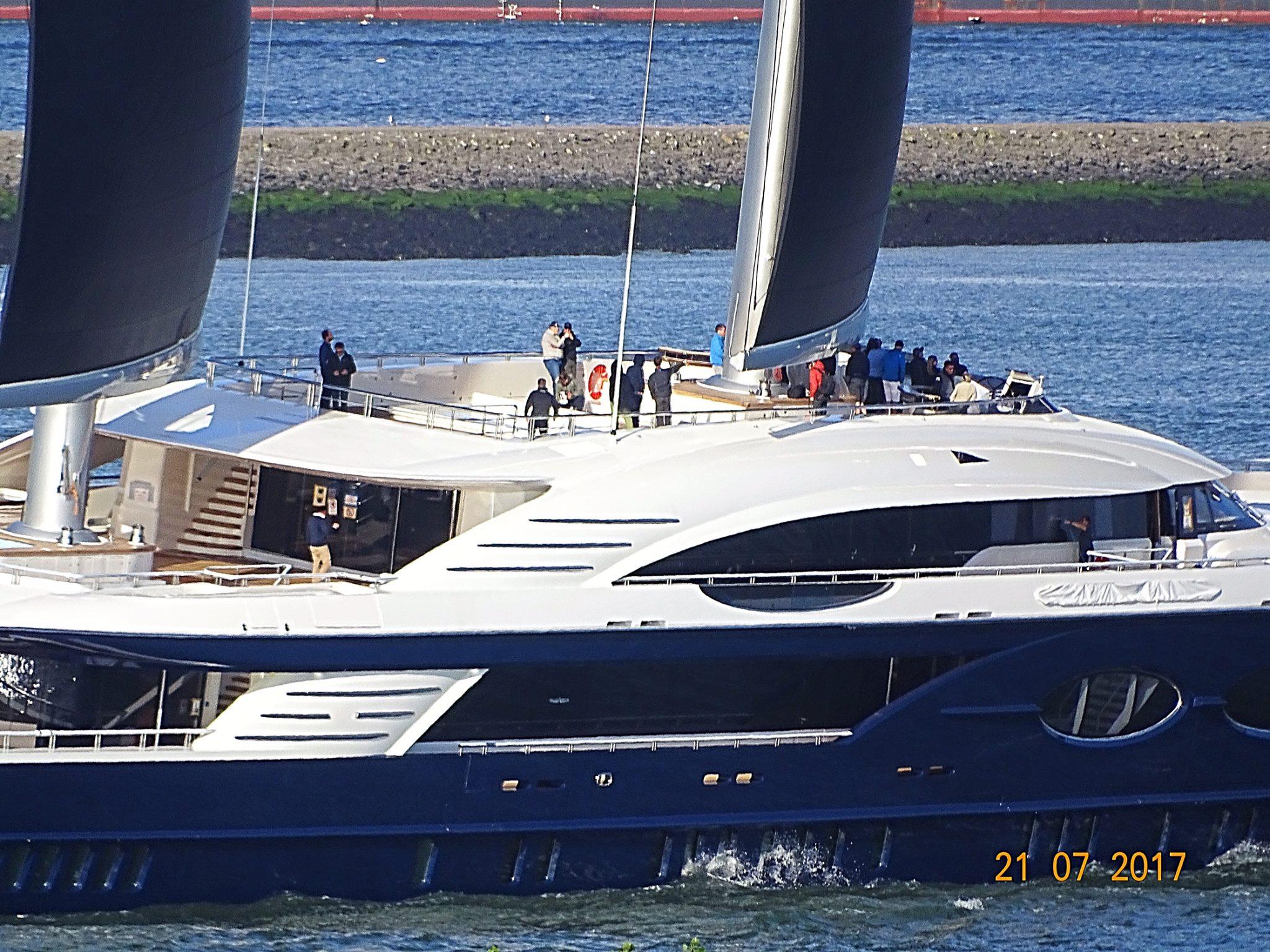 dutch coast yacht aragorn - HD2048×1536