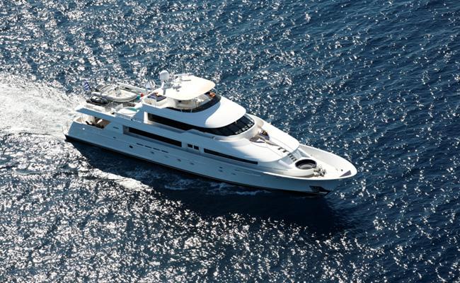 Luxury yacht ENDLESS SUMMER - Built by Westport