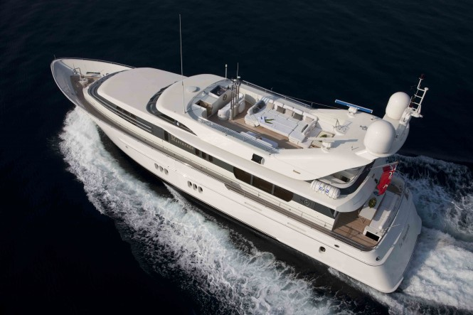 Luxury yacht LA MASCARADE - Built by Feadship
