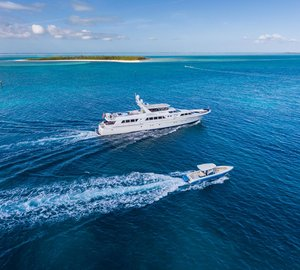 Special offer: 8 nights for 7 aboard charter yacht No Buoys in the Bahamas