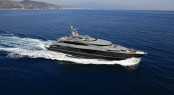 Luxury yacht SEA FORCE ONE - Built by CNL and Mariotti. Image credit Luca Dini Design